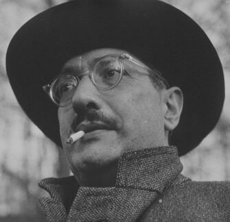 Mark Rothko Portrait